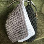Waschbare Spülis aus Baumwolle